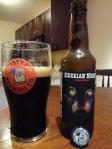 Thirsty Dog Siberian Night Review, Thirsty Dog Brewing Company